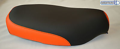 Piaggio Sfera RST Sitzbezug in schwarz