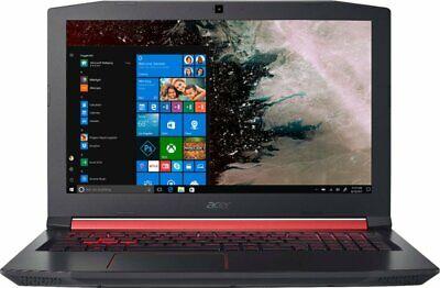 "Acer Nitro 5 15.6"" Intel i5-8300H/8GB/1TB NVIDIA GTX 1050 Gaming Laptop Bundle"