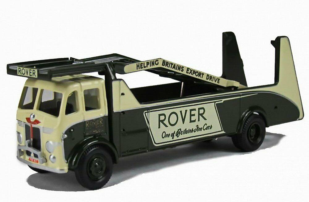 BNIB OO GAUGE OXFORD 1:76 76LTR001 ROVER CAR TRANSPORTER LORRY