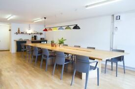 Bright & Spacious Office in Haggerston
