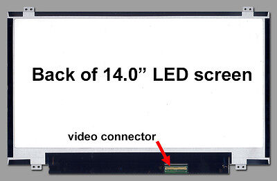 """HP 240 G3 LCD Screen Replacement for Laptop New LED HD Matte 14.0"""" Display"""