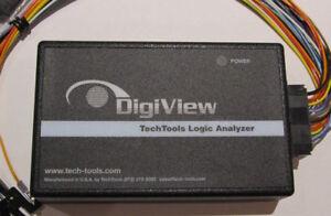 TechTools DV1-100 18 channel 100MHz Logic Analyzer