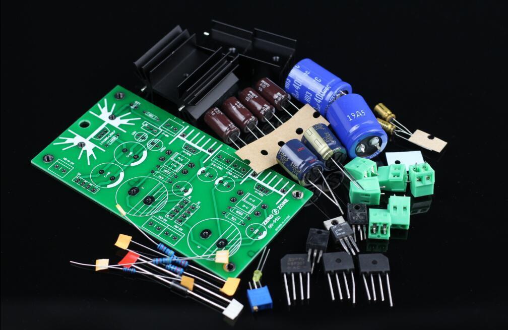 DIY Tube Preamp HV Filament  Power Supply Kit DC280V 6.3V DC280V DC12.6V