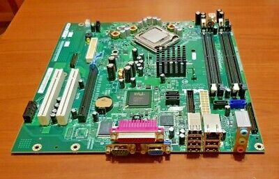 Scheda Madre DELL HH807 0HH807 (Optiplex GX620) socket 775 + CPU P4 650 3,2ghz, usado comprar usado  Enviando para Brazil