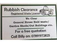 The best Rubbish Clearance/Removal For You. House Hold Rubbish. Quotes from £20. Quick & Easy