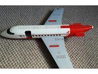 Parts of the lego passenger plane