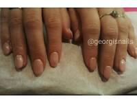 Fabulous February Acrylic nails offer