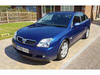 Vauxhall Vectra Elite Blue 16V 2.2 Petrol 2004