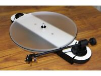 PROJECT ELEMENTAL PHONO/USB TURNTABLE WITH UPGRADES