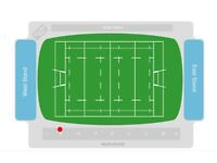 Tickets to Glasgow Warriors vs Exeter Chiefs: Adult + Child