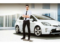 PCO Car Rental - Uber ready - Toyota Prius from £130 - £180 insurance provided for additional fee
