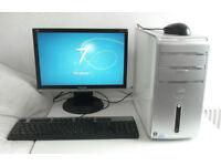Creative PC (i5, WIFI, PC, Monitor, K/M, Adobe/Design, Office 2013) Desktop PC, Computer, Gaming PC