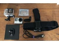 GoPro Hero 4 and accessories