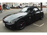 BMW Z4 Convertable Black 2.5 cc