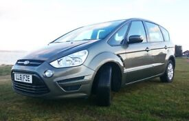 Ford S Max, 2ltr TDCI, low 22,700 mls, 7 seater Auto S-Max SMAX