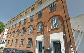 Serviced offices in newly converted Victorian Factory building