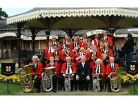 New brass players wanted for City of Lincoln band, all ages and abilities