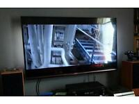 "stunning Philips 55"" ambilight 3d led smart tv fantastic picture quality"