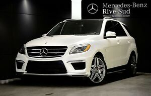 2013 Mercedes-Benz M-Class ML 63 AMG, Performance package, Bancs