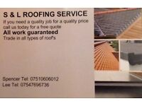 Roofer S&l Roofing services
