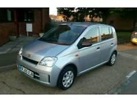 2005 05reg Daihatsu charade 1.0 petrol just 33707miles 5 door hatchback