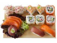 Head Sushi Chef Required to join our exciting restaurant located in a busy shopping centre.