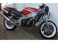 Kawasaki ZX 400 G Reg 1989