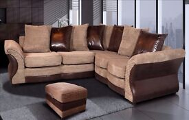 Brand New Camden Range 3+2 Sofa or Corner Sofa 449.00