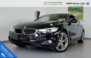 2015 BMW 428i xDrive, Groupe Performance, Garantie 160 000Km