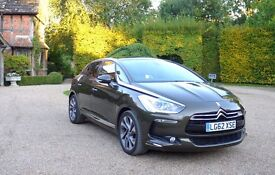 Citroen DS5 2.0 HDi DSport - 13500 miles - Great ride with new shock absorbers - Alezan Club leather