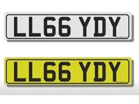 LLOYDY PRIVATE PLATE