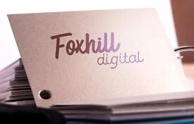 Foxhill Digital | The easiest way to look amazing online | Web Development/Design| Starting at £15