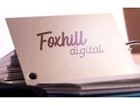 Foxhill Digital   The easiest way to look amazing online   Web Development/Design  Starting at £15