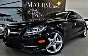 2014 Mercedes-Benz CLS-Class CLS550 4MATIC amg sports pkg