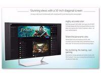 HP Envy 32 inch wide screen B&O Speakers
