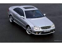 Mercedes alloy wheels 18 x 8j
