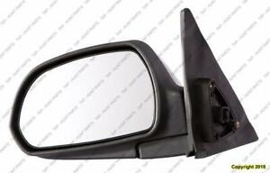 Door Mirror Power Driver Side Heated Gls-Gt Models Hyundai Elantra 2001-2006