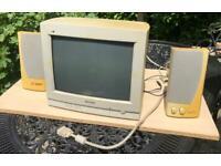 Philips monitor 13 inch screen
