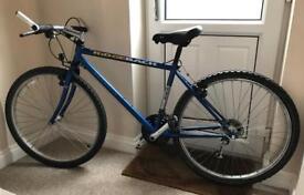 Ridgeback 603GS Mountain Bike