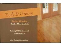 Tuck&groove laminate flooring specialist