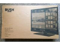 *BRAND NEW* Bush 24inch Smart HD Ready LED TV/DVD Combo with WiFi, Freeview etc, HDMI, Scart, USB