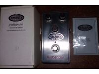 ROTHWELL HELLBENDER Vintage Distortion Guitar FX Pedal - Comes in an original box