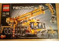Lego Technic 8053 Crane