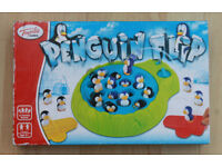 Penguin Flip Children's Table Top Game