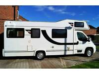 Elddis Autoquest 180 6-Berth Motorhome - 08 Reg (Apr 2008)