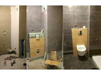 Bathroom Fitter Tiler Plumber Complete renovations Extensions Full Refurbishment