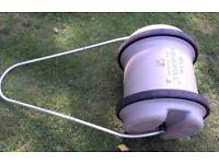 Caravan Water Barrel & Waste Hog