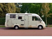 STUNNING BURSTNER AVIANO I640 2008 A CLASS MOTORHOME FSH 12 MONTHS MOT 36,500 MILES PRICED TO SELL