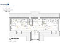 fantastic building plot Sea Views 5 bedroom stunning house full planning permission building warrant