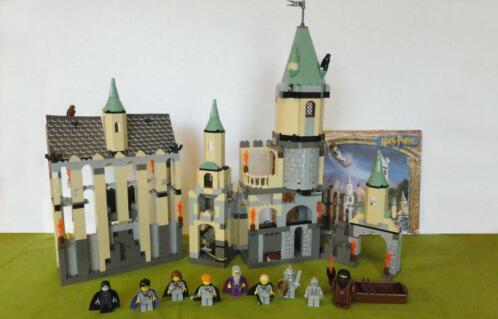 Lego 4709 Harry Potter Hogwarts castle (1ste editie)